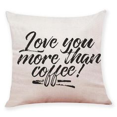 Black & White Style Pillow Covers - 20 Styles