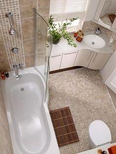 Ideas about bathroom design layout small bathroom bathtub, corner sink bathroom small, corner sink Bathroom Design Layout, Bathroom Design Small, Small Bathrooms, Bathroom Designs, Bathroom Ideas, Bathtub Ideas, Bathroom Remodeling, Modern Bathroom, Small Bathtub