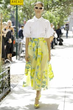 Lela Rose New York Spring/Summer 2017 Ready-To-Wear Collection | British Vogue