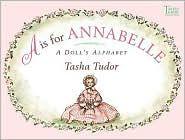 A is for Annabelle by Tasha Tudor