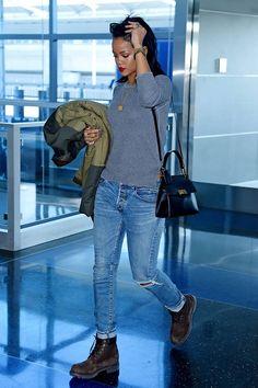 Trend Alert: Timberlands - Celebrities Wearing Timberland Boots - Elle