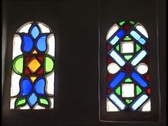 Imam Palace, Wadi Dhar, Stained Glass, Glass (Material), Yemen,