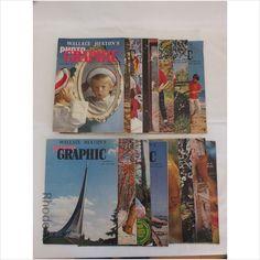 Wallace Heaton Photographic - 1960s Photography Magazines / Catalogues x16 on eBid United Kingdom