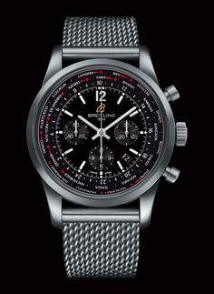 A true aviator's chronograph Breitling the Transocean Unitime Pilot (PR/Pics http://watchmobile7.com/data/News/2013/06/130620-breitling-transocean_unitime_pilot.html) (2/2) #watches