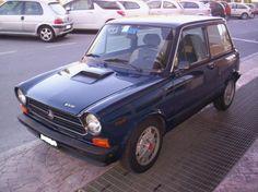La mia prima auto. Autobianchi A 112 Abarth 70 hp