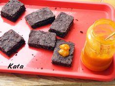 KataKonyha: Almás-kakaós sütemény