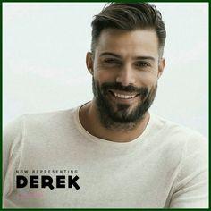 Hipster Haircut For Men Mens Hairstyles Fade, Hipster Hairstyles, Hipster Looks, Hipster Man, Great Beards, Awesome Beards, Hipster Haircuts For Men, Beautiful Men Faces, Beard Lover