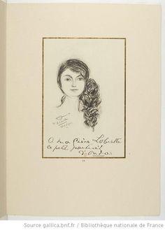 Self-portrait, 1928. Bibliothèque nationale de France