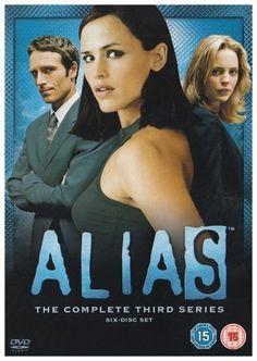 Alias - Complete Season 3 [DVD] DVD ~ Jennifer Garner, http://www.amazon.co.uk/dp/B00094OQZM/ref=cm_sw_r_pi_dp_6rx2rb08SWTXS