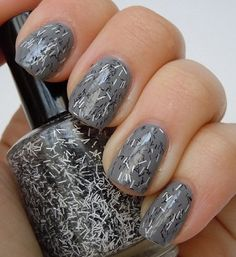 """Monster Lacquer's """"White Noise."""""""