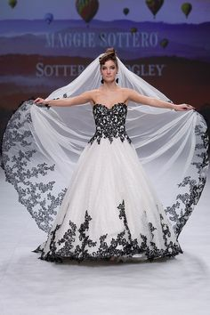 15 Gorgeous New Wedding Dresses From the Maggie Sottero Runway (All Come In Sizes Popular Wedding Dresses, Wedding Dresses For Girls, Wedding Dress Trends, Wedding Dress Shopping, Bridal Wedding Dresses, Bridal Style, Purple Wedding, Dream Wedding, Classic Wedding Dress