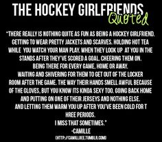 Dating a field hockey player