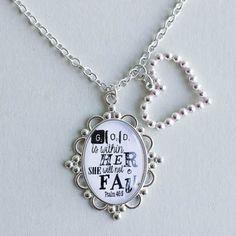Beautiful Shelena inspirational necklace $20 Comes with heart charm Www.plunderdesign.com/maryswinney