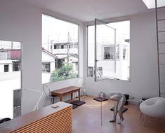 Edmund Sumner reveals decade-old photographs of Ryue Nishizawa at his seminal Moriyama House