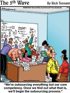 Funny Cartoons-Business