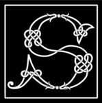 Alphabet of Celtic Knots