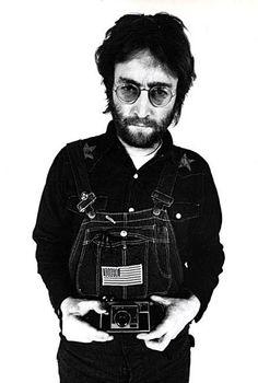 I share a pretty cool birthday with John Lennon.