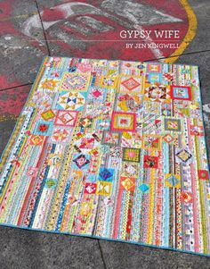 Westwood Acres Fabric — Gypsy Wife Quilt Pattern Book