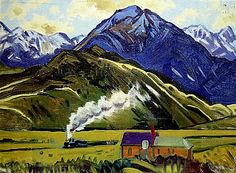 Discover the value of your art. Our database has art auction market prices for Rita Angus, New Zealand and other Australian and New Zealand artists covering the last 40 years sales. New Zealand Houses, New Zealand Art, New Zealand Landscape, Oriental, Nz Art, Canadian Painters, Australian Art, Contemporary Artwork, Art Auction