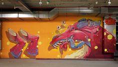 Walls 2013 on Behance