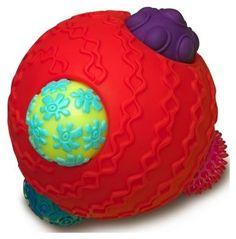 B Toys - Kula sensoryczna z piłkami