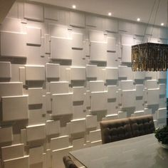 Orren Ellis Moris Modern x Fiber Wall Panelling in White Plastic Wall Panels, Vinyl Wall Panels, Wood Panel Walls, Ceramic Mosaic Tile, Stone Mosaic Tile, Mosaic Glass, Allure Flooring, Leather Wall Panels, Pvc Wall