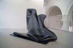 """Saatchi Online Artist: Natasha Peel; Plastic, Sculpture """"Untitled,(Façade)"""""""