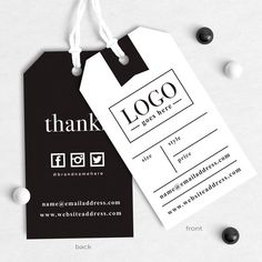 How to Design Your Clothing Brand Hang Tags Label Design, Packaging Design, Branding Design, Packaging Ideas, Hangtag Design, Design Package, Custom Hang Tags, Custom Labels, Custom Product Labels