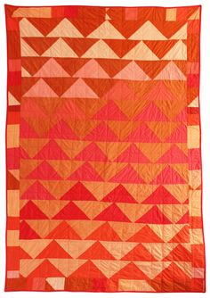 Summer Night Quilt - Gina Rockenwagner