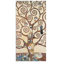 KLIMT - The tree of life 50x100 cm #artprints #interior #design #art #prints #Klimt  Scopri Descrizione e Prezzo http://www.artopweb.com/autori/gustav-klimt/EC22078