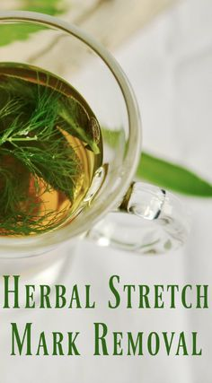 Herbal Stretch Mark Removal #StretchMarks #Herb #EssentialOils