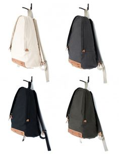 Makr Canvas & Leather Daypack