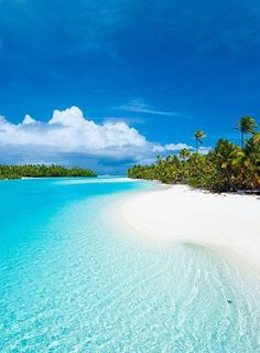 Cook Island New Zealand Breathless