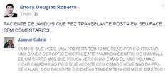 RN POLITICA EM DIA: JANDUÍS: DO FACEBOOK DE ENOCK DOUGLAS...