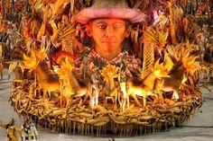 Carnaval 2012- Escola de samba Salgueiro