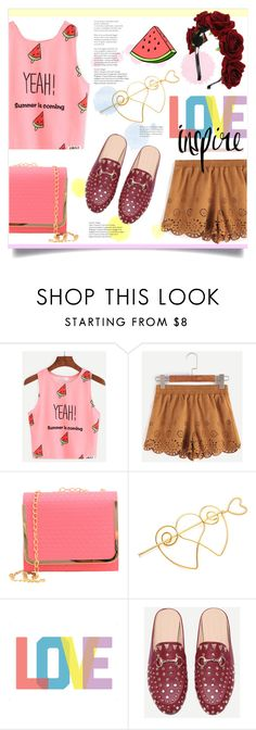 """""""Ready for Summer"""" by mahafromkailash on Polyvore featuring WithChic"""