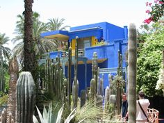 Jardim Majorelle – o oásis de YSL em Marrakech | Viajando com Arte