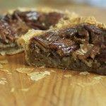 Pecan Pie with Gluten Free Pie Crust | @Susan Salzman | www.theurbanbaker.com