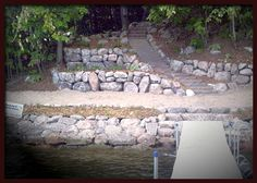 lakeside stonescaping