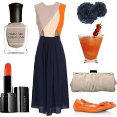 Afternoon Cocktails - by ohheyitskelly on Polyvore