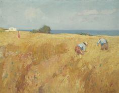 .:. Οικονόμου Μιχαήλ – Michail Oikonomou [1888-1933] In the field