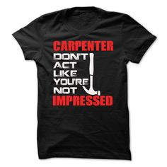 [New tshirt name origin] Awesome Carpenter Shirt Teeshirt of year Hoodies, Funny Tee Shirts
