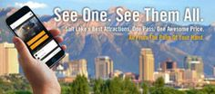 Visit Salt Lake Connect Pass - one low price for 15 attractions in Salt Lake City. What a great deal!