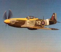 Canadian P-51D
