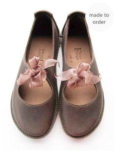 LUNA Shoe, Made To Order