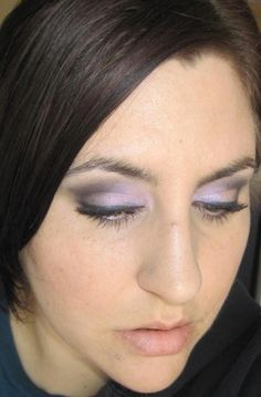 Mixology - Violet Mirage Shadow. This is one of my favorite shadows right now.