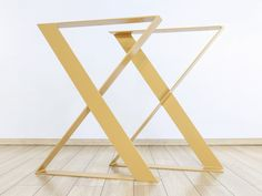 Steel Desk Legs for Home Office, Metal Desk Legs (Set of 2), Modern Desk Legs, Office Table Legs, Industrial Desk Legs, DIY Desk Legs Modern Table Legs, Industrial Table Legs, Modern Desk, Metal Desk Legs, Steel Table Legs, Metal Desks, Kitchen Table Legs, Metal Dining Table, Live Edge Table