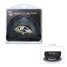 Baltimore Ravens NFL Putter Cover - Mallet