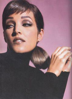 Lisa Marie Presley ,  Kevyn Aucoin - Making Faces