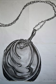 vampire diaries drawing tvd drawings easy inspired vine charcoal sketches items necklace pencil dairies quotes katherine similar mostly dessin zoe